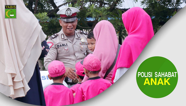 Polisi Sahabat Anak, Kunjungan ke Polres Bontang