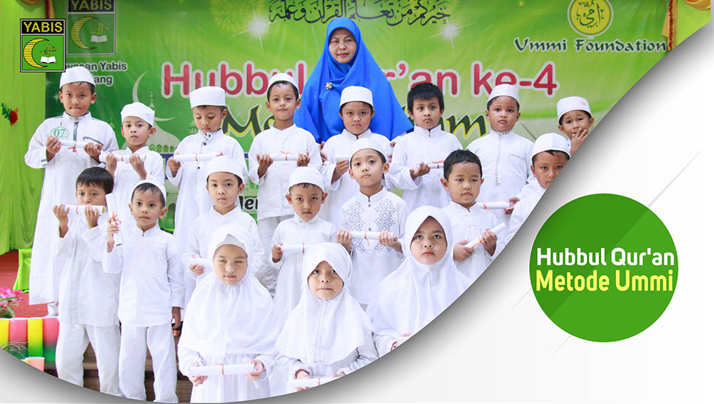 Hubbul Quran ke-4 Metode Ummi